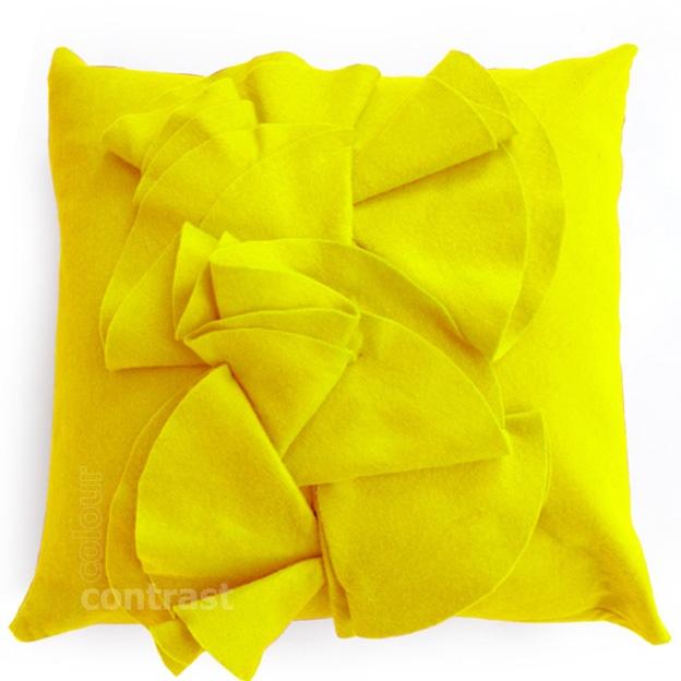 FILCOWA PODUCHA yellow
