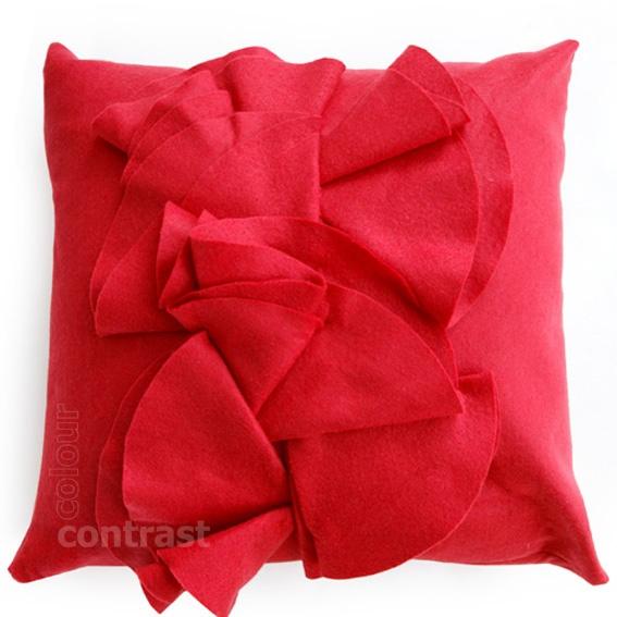 FILCOWA PODUCHA red