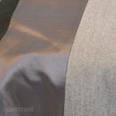 Połączenie kilku tkanin