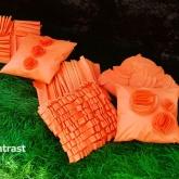 Poduszki, które pachną pomarańczą! :)